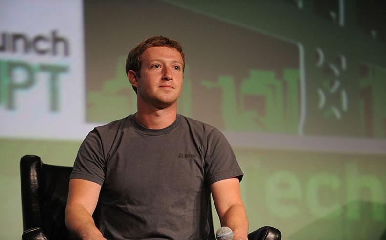 Zuckerberg es el primero del ranking de millonarios que más donaciones realizaron en 2013