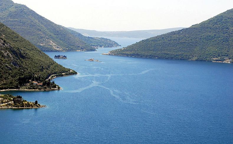 Montenegro y Azerbaiyán lanzan el proyecto de un centro turístico valuado en 500 millones de euros