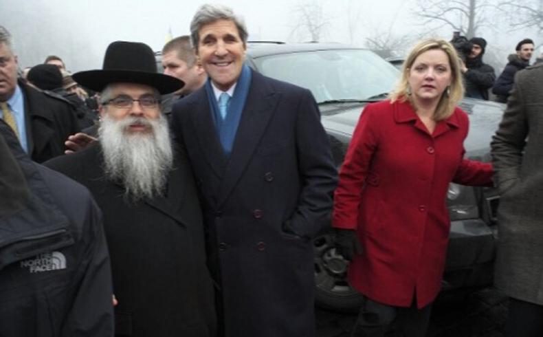 """Un rabino estadounidense-ucraniano denuncia """"provocaciones"""" antisemitas escenificadas por Rusia"""