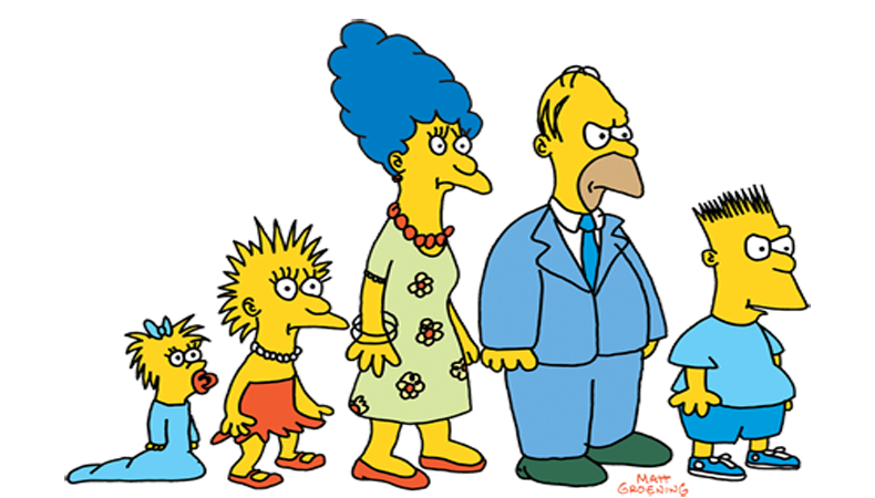 Burda y cínica, la serie 'Los Simpson' se reinventa en juguetes Lego en su 25 aniversario