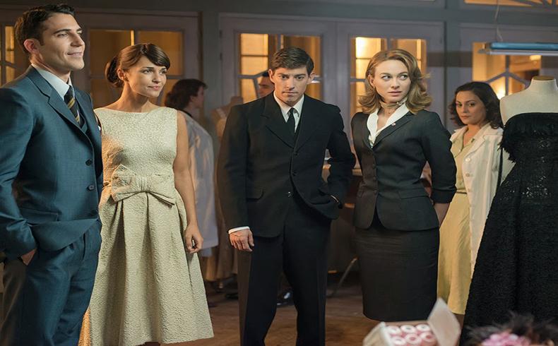 Arranque exitoso de 'Velvet', la nueva serie de ficción de Antena 3, que mantiene una media de 5 millones de espectadores