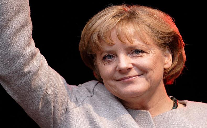 Merkel y sus principales ministros tomaron parte de una manifestación de solidaridad musulmana