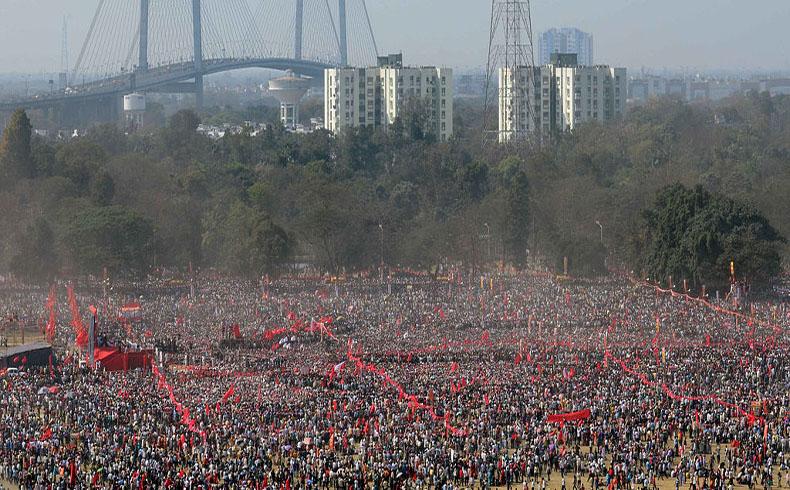 El ejercicio democrático más grande del mundo: las elecciones indias en abril