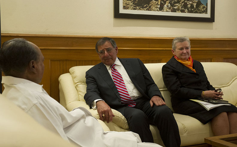 Sin tensión entre EE.UU. y la India