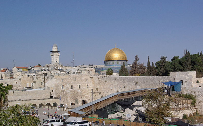 ¿Intenta Israel expulsar a los palestinos de Cisjordania y Gaza?