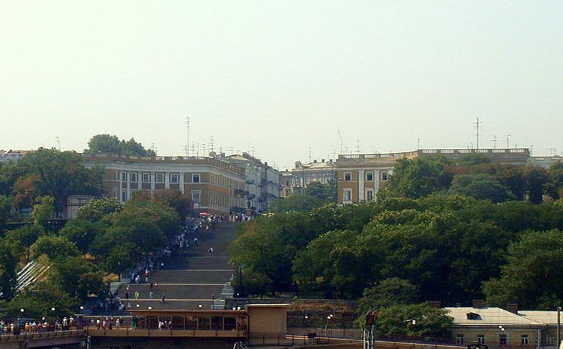 Por lo menos 38 víctimas fatales en un incendio en Odessa, Ucrania