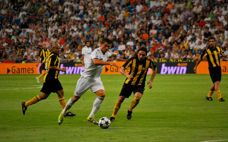 Cristiano Ronaldo protagonista del spot de Nike para el Mundial de Fútbol en Brasil