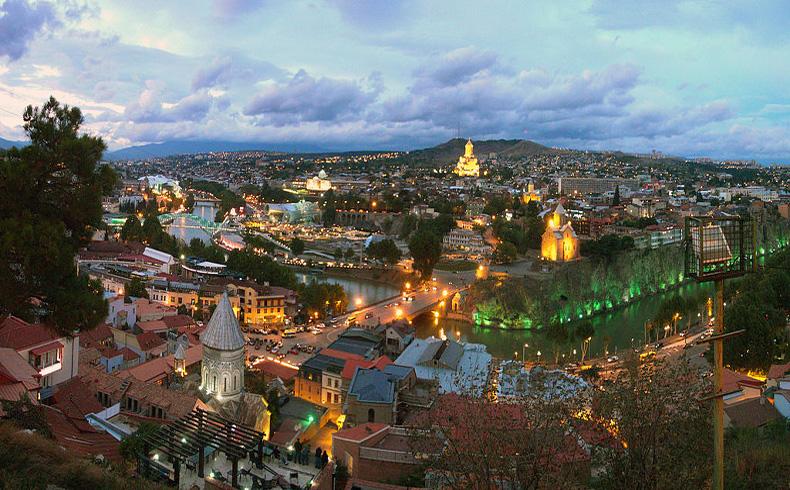 Se inaugura la Semana Europea en Tiflis