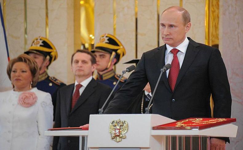 Según una encuesta, el índice de aprobación de Putin es el mayor en seis años