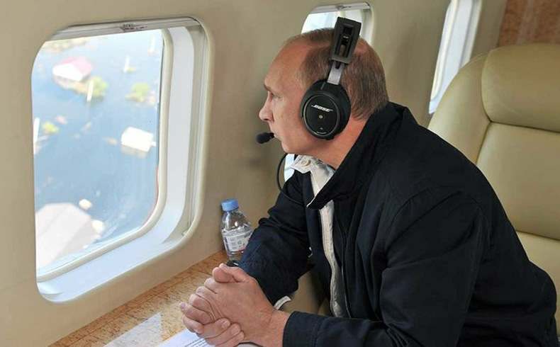 Putin y la nueva cartografía de Oriente Medio