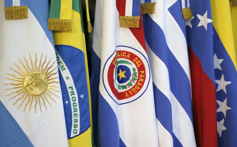 """Argentina reafirma adhesión a Mercosur y admite """"ritmos diferenciados"""" en la agenda de negociaciones"""