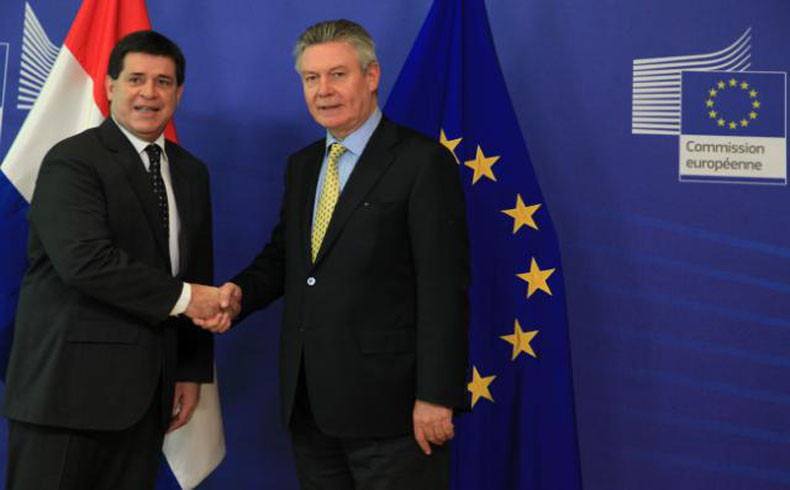 Paraguay y la Unión Europea: promoviendo un Nuevo Rumbo en la Cooperación industrial