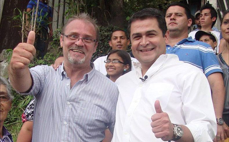 Honduras: Presidente Hernández toma medidas para evitar la fuga de niños al exterior
