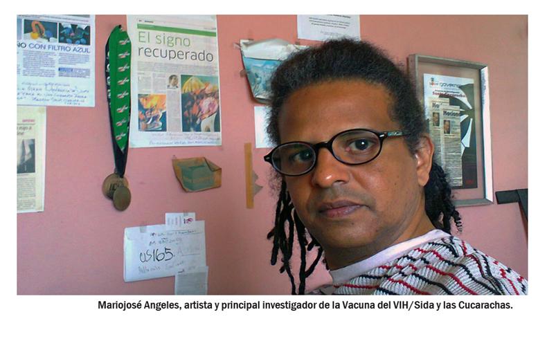 Entrevista al artista dominicano Mariojosé Ángeles