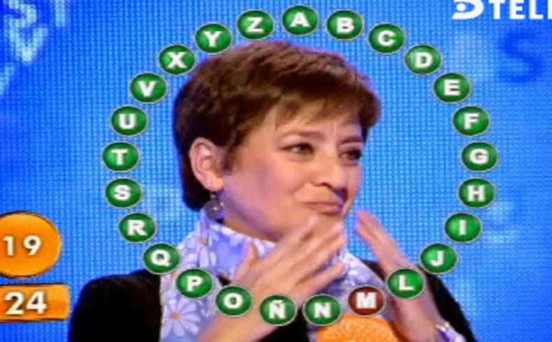 'Pasapalabra'. La agraciada Paz Herrera sólo cobrará la mitad de los 1,3 millones que ganó en el concurso de Telecinco por el IVA y Hacienda