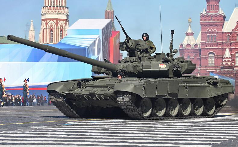 Desde marzo Ucrania detiene el suministro de productos militares a Rusia