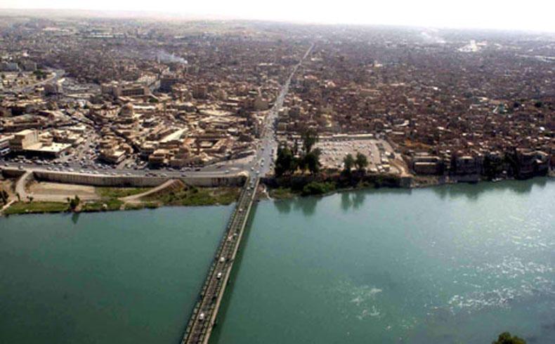 10.000 desplazados de comunidades cristianas cerca de Mosul, en Irak