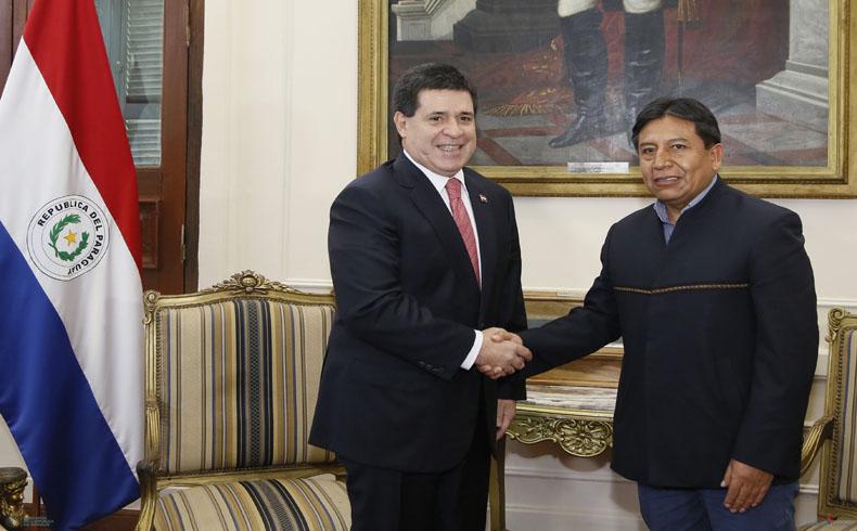 Bolivia y Paraguay: Fortaleciendo la cooperación bilateral e integración regional