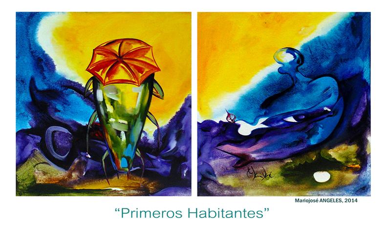 República Dominicana: Mariojosé Angeles promueve su arte en Europa