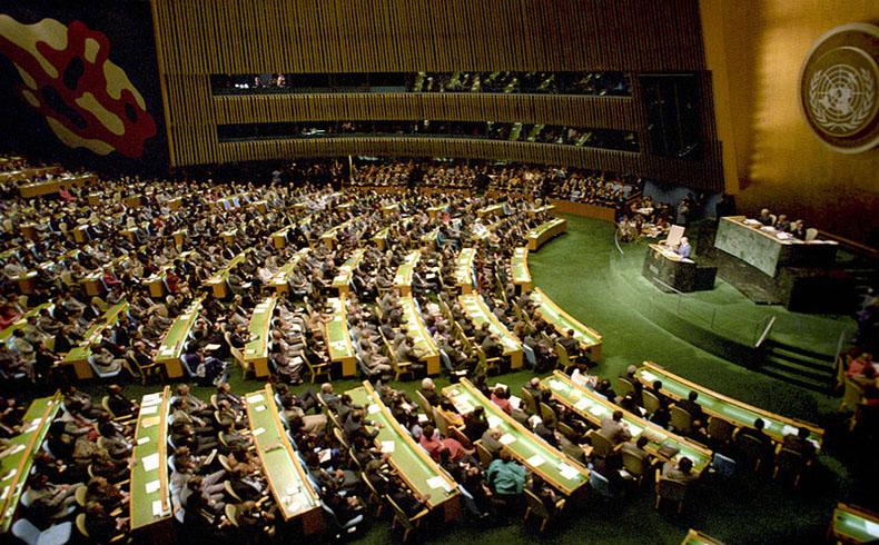 Jefe de ONU pide eliminación de armas de destrucción masiva