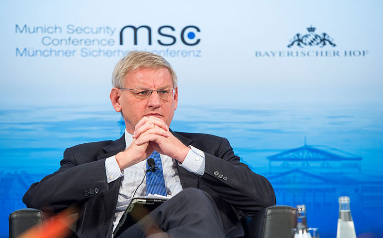 El ministro de Relaciones Exteriores de Suecia mantiene conversaciones en Tiflis
