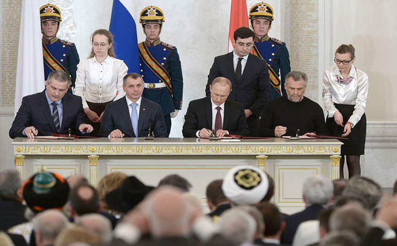 Annexation of Crimea
