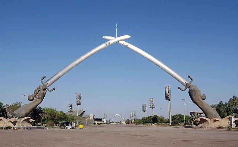 Swords of Qadisiyah, Baghdad, Iraq