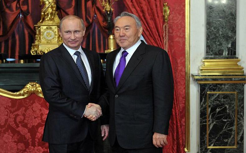 Kazajstán podría retirarse de la Unión Euroasiática luego de los comentarios de Putin sobre Kazajstán y su futuro