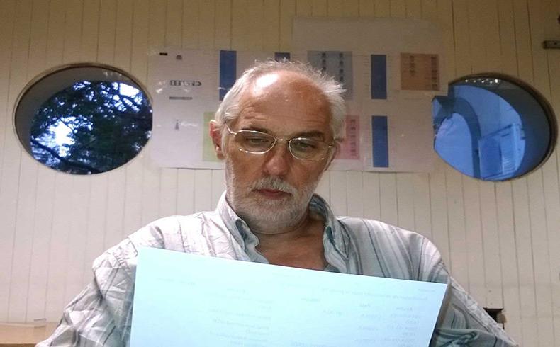Francisco Alberto Chiroleu: sus respuestas y poemas