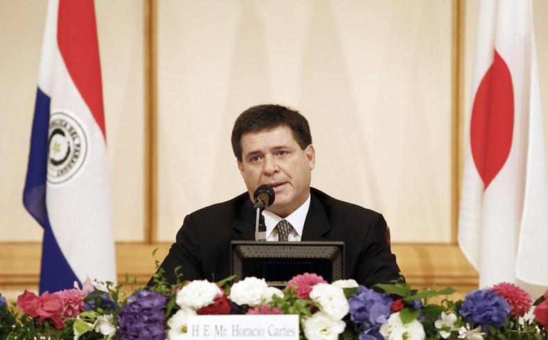 Paraguay emite bonos soberanos e impulsa las obras publicas