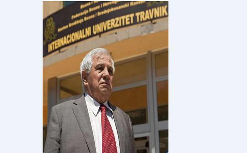 La Universidad Nacional del Este firma convenio de cooperación con la Universidad Internacional de Travnik en Bosnia y Herzegovina