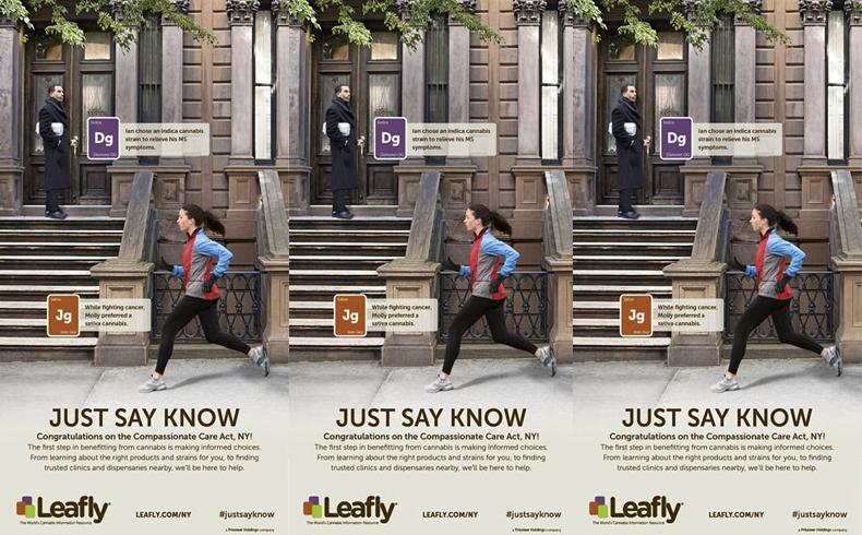 'The New York Times' no se corta: apoya la legalización de la marihuana y anuncia la app de los chiringuitos 'Leafy' que venden esta droga