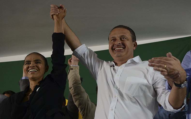 Brasil: Marina derrotaría en una segunda vuelta a Dilma Rousseff, 47% a 43%