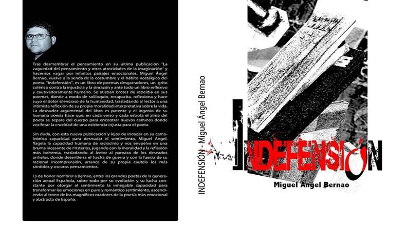 Angel Bernao, nueva publicación, nuevo desnudo del alma