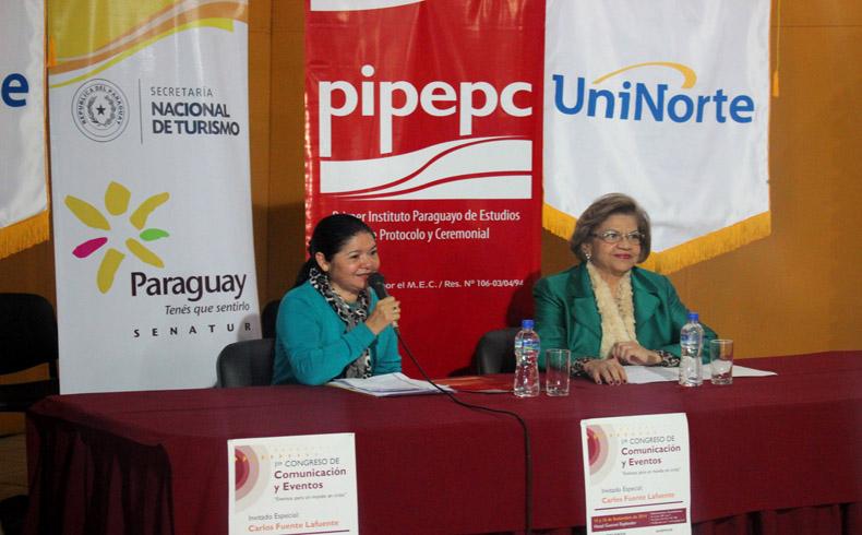Paraguay – PIPEPC: I Congreso de communicación y eventos