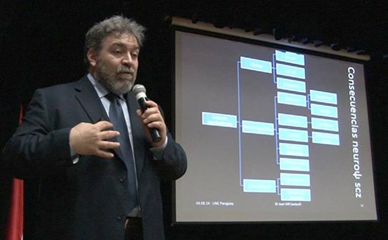 Paraguay: La UNE fue sede de tres conferencias con científicos internacionales