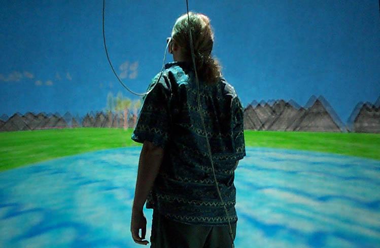 Un truco con las pantallas LCD puede hacer la realidad virtual más real
