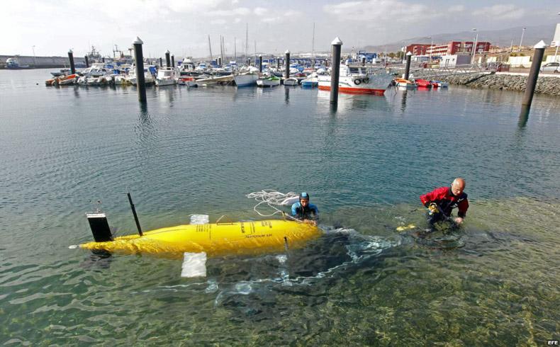 China estudia tecnología submarina para cruzar el Pacífico en 100 minutos