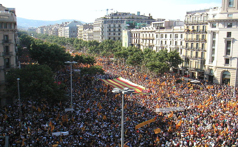 República catalana a la vista