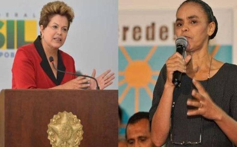 Con Lula abiertamente en campaña, Dilma se afirma en la última encuesta de Datafolha