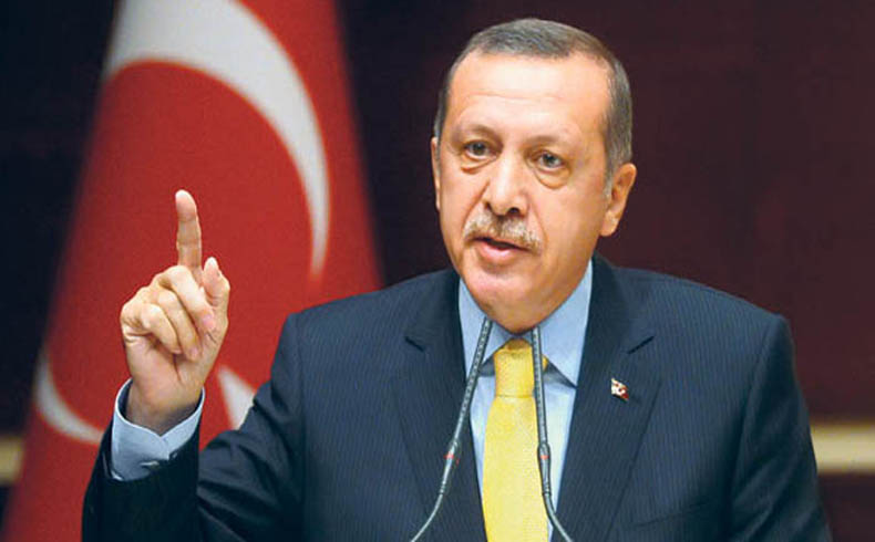 """Erdogan: """"Nadie podrá obstáculos ante Turquía"""""""