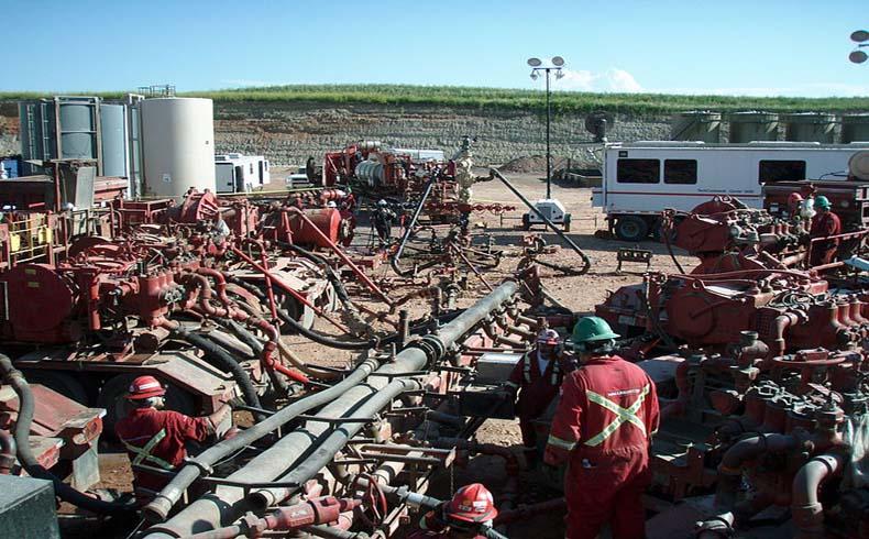 El fracking como arma energética de EEUU