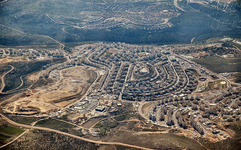 Asentamiento israelí de Modi'in Illit, Cisjordania