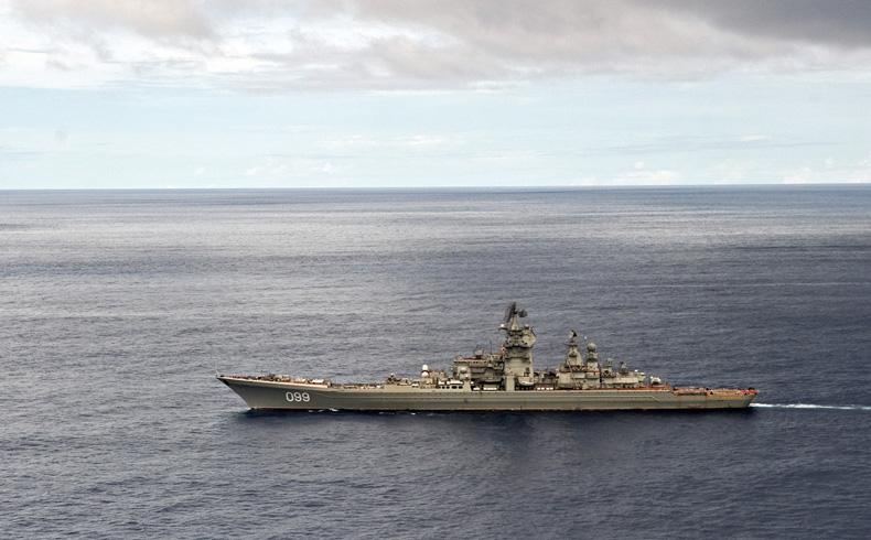 El ejército ruso establecerá una base permanente en el Ártico
