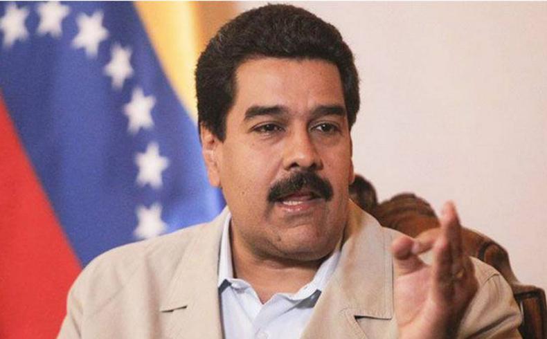 """Maduro: """"La única amenaza que hay en el mundo es el Gobierno de EE.UU."""""""
