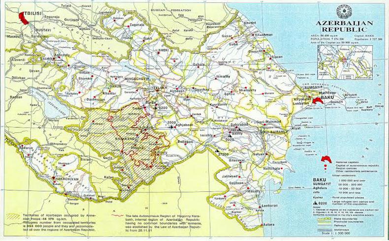 Se informa de más efectivos muertos en la frontera de Armenia-Azerbaiyán