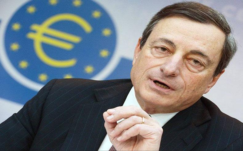 Dragui anticipa crecimiento 'modesto' en zona Euro segunda mitad del año