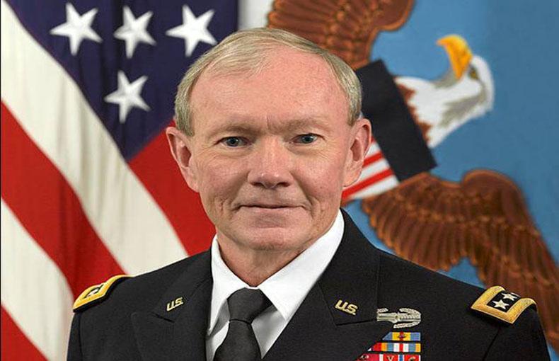 Según Dempsey, no está descartado el uso de tropas terrestres en la lucha contra EI