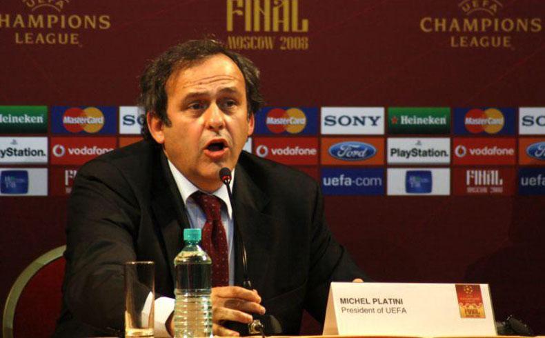 El reloj es un regalo, y 'los regalos no se devuelven', Platini le dijo a FIFA