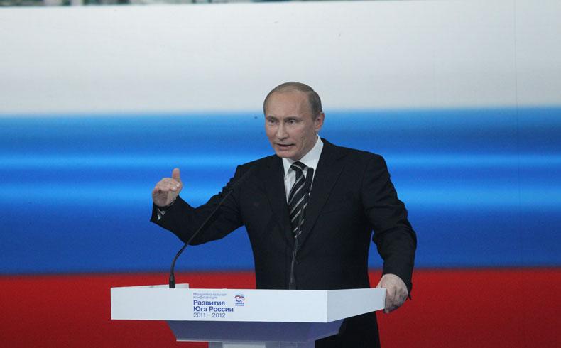 """Presidente Vladimir Putin se convierte en el """"líder del mundo"""" según revista Time"""